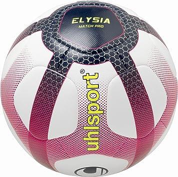 uhlsport Elysia Match Pro Footballs, Juventud Unisex, White/Navy ...