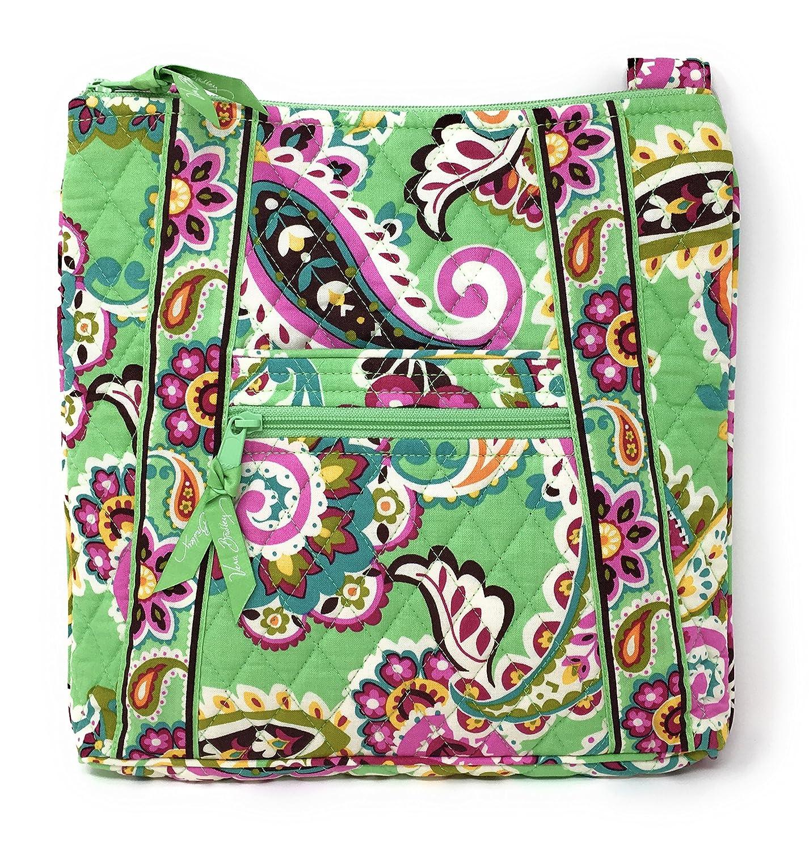 Vera Bradley Hipster Cross-body [並行輸入品] B00W08TU74 Tutti Frutti with Pink Interior Tutti Frutti with Pink Interior