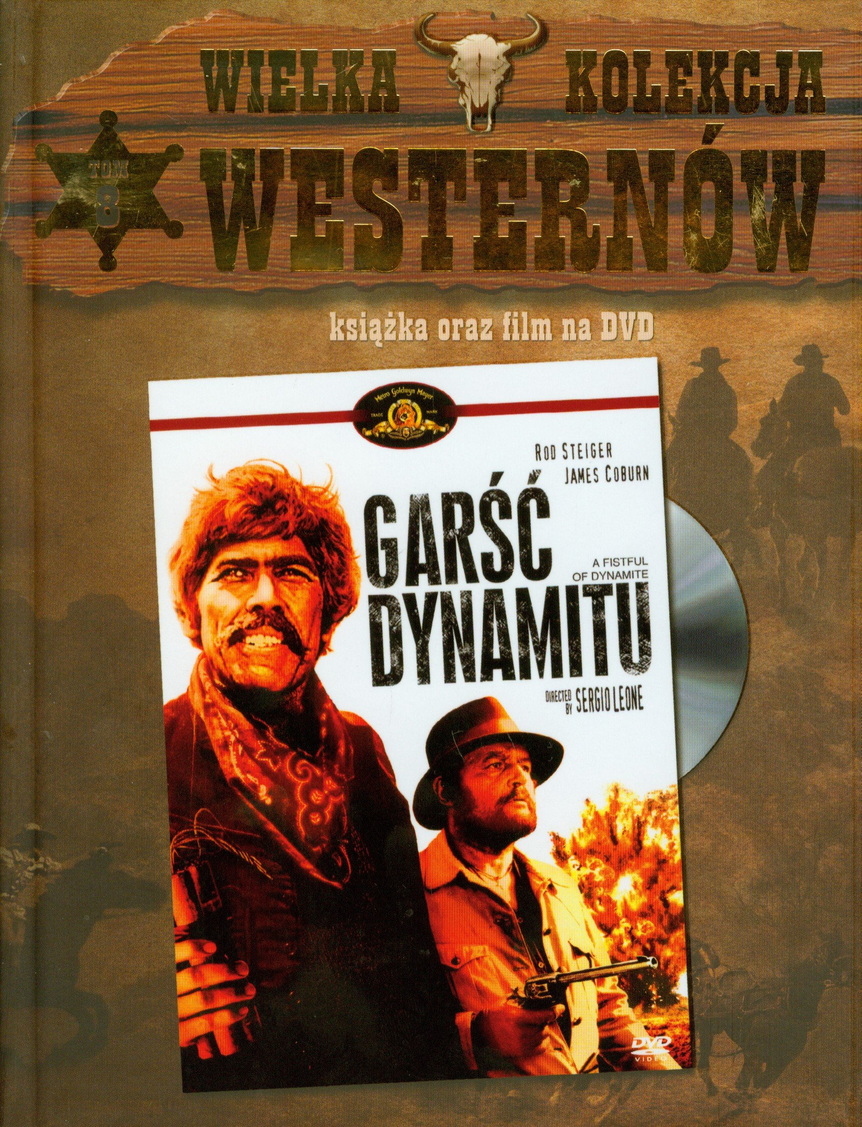 Wielka Kolekcja Westernow 8 Garsc dynamitu