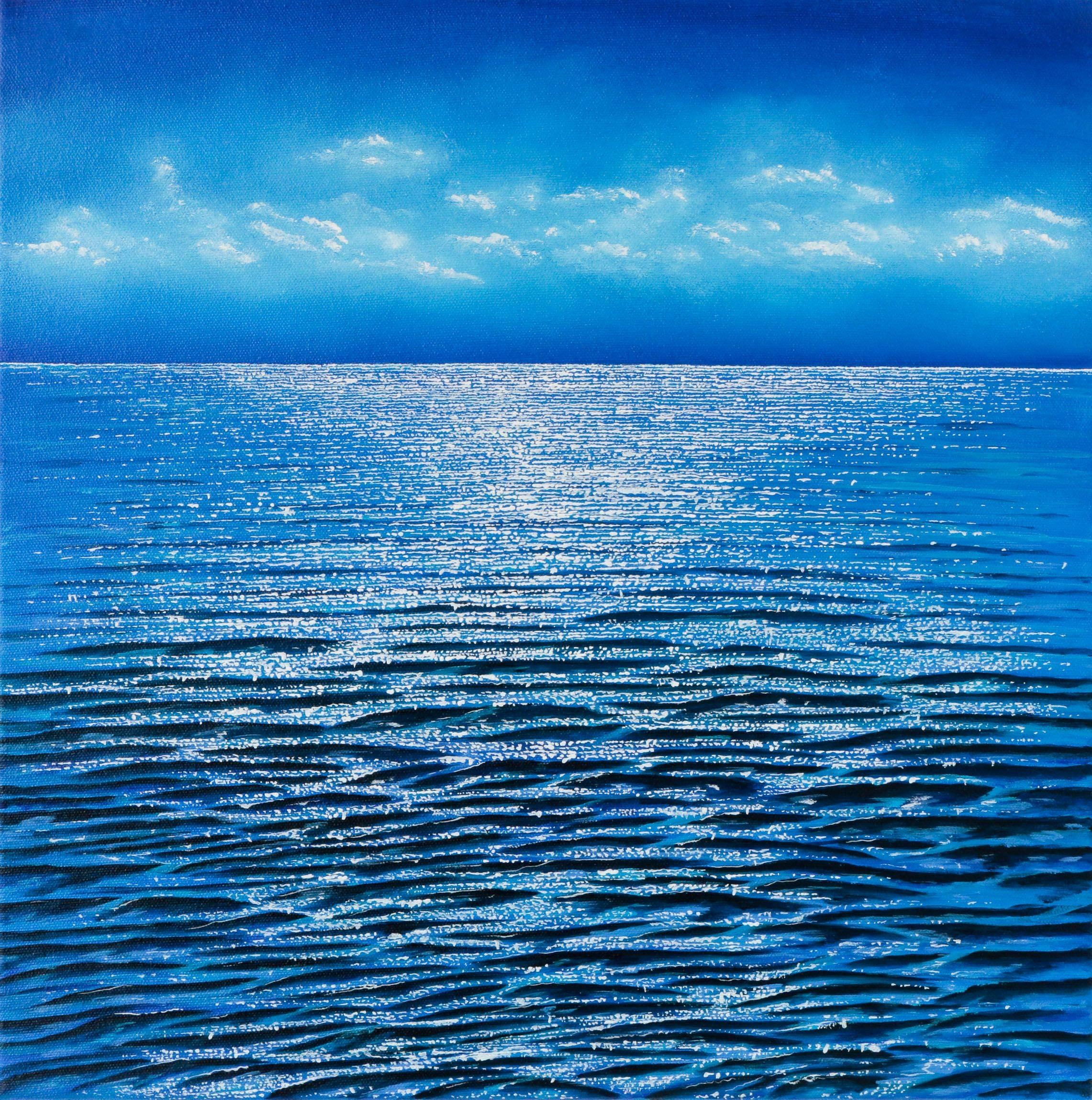 Shimmering ripples-3 by