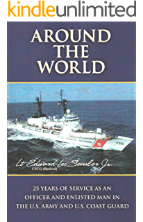 Amazon bloodstained sea the usast guard in the battle of around the world 25 years of service as an officer and enlisted man in the fandeluxe Gallery
