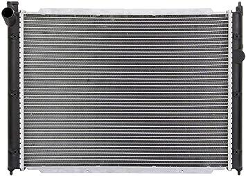 Spectra Premium cu357 completa Radiador para Volkswagen Vanagon