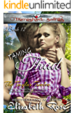 Taming Thad (Tarnished Saints Series Book 12)