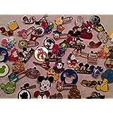 Disney Hidden Mickey, Rack, Cast Trading Pin, 50-Pieces