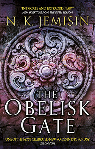The Obelisk Gate: The Broken Earth; Book 2; WINNER OF THE HUGO AWARD 2017 (Broken Earth Trilogy)