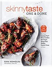 Skinnytaste One and Done: 140 No-Fuss Dinners for Your Instant Pot®, Slow Cooker, Air Fryer, Sheet P