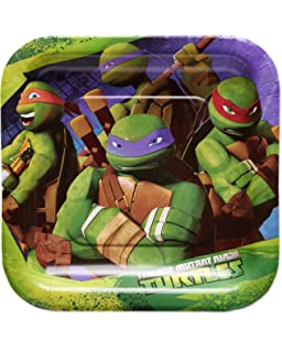 Amazon.com: Red Balloon with Teenage Mutant Ninja Turtles ...
