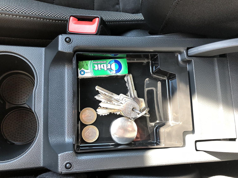 Shazzy Car Accessories Seat Ateca 2017 2018 2019 portaoggetti cassetto bracciolo consola centrale