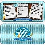 Einladungskarten Zur Feier, Party, Fest Oktoberfest Bayrisch Geburtstag  Einladung