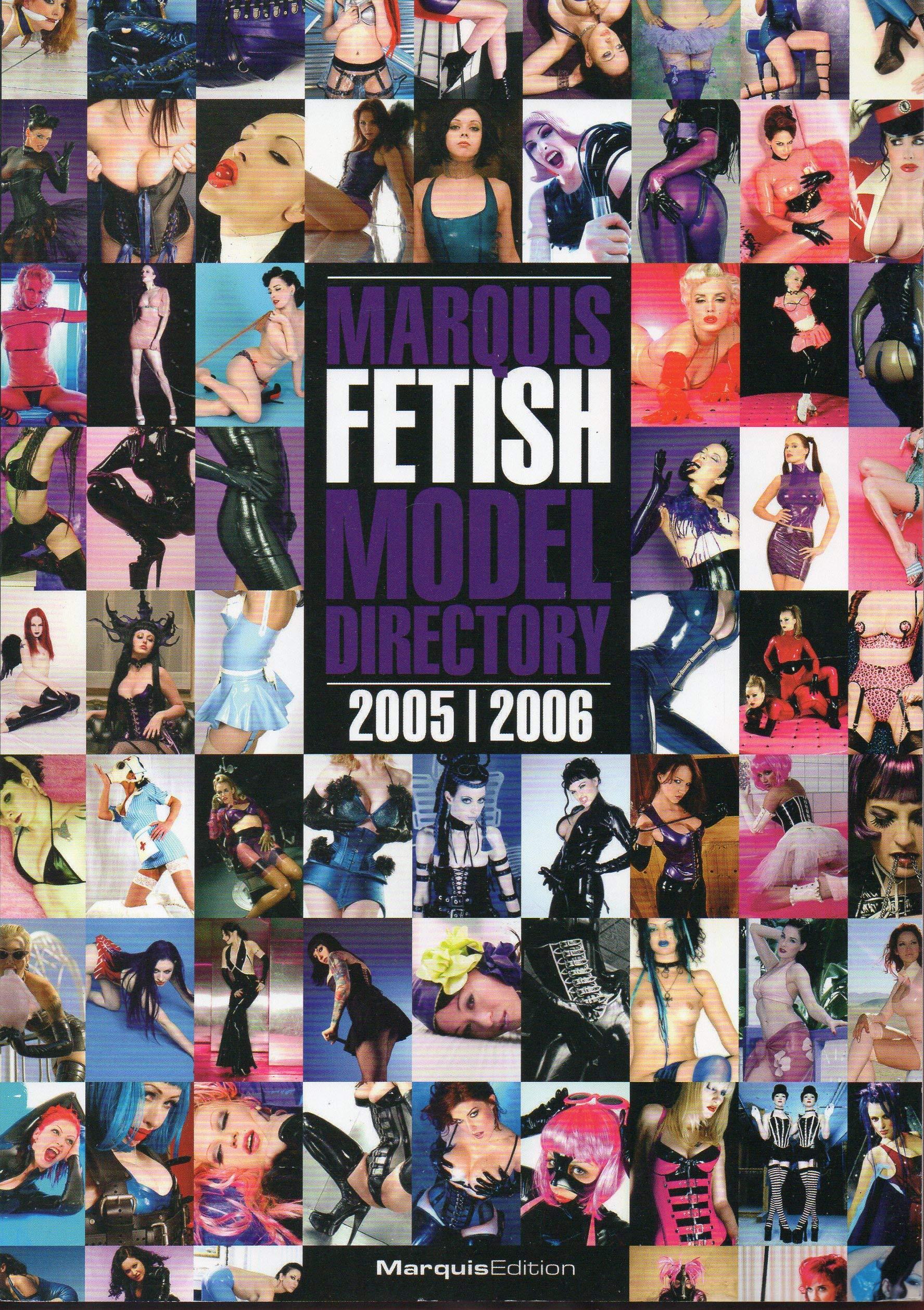 Fetish models directory for