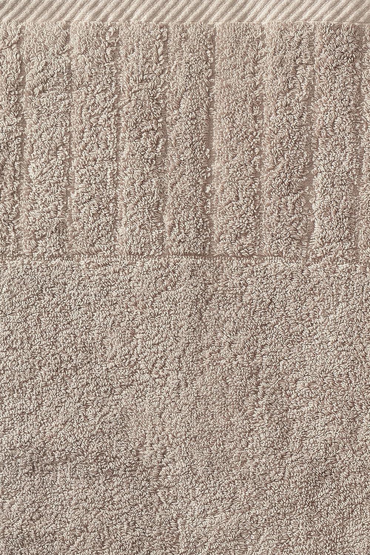 Texere 100/% Organic Cotton Solid Towels Top Housewarming Gifts HC2601-CSN-6 TexereSilk 6-Piece Set, Indigo Blue