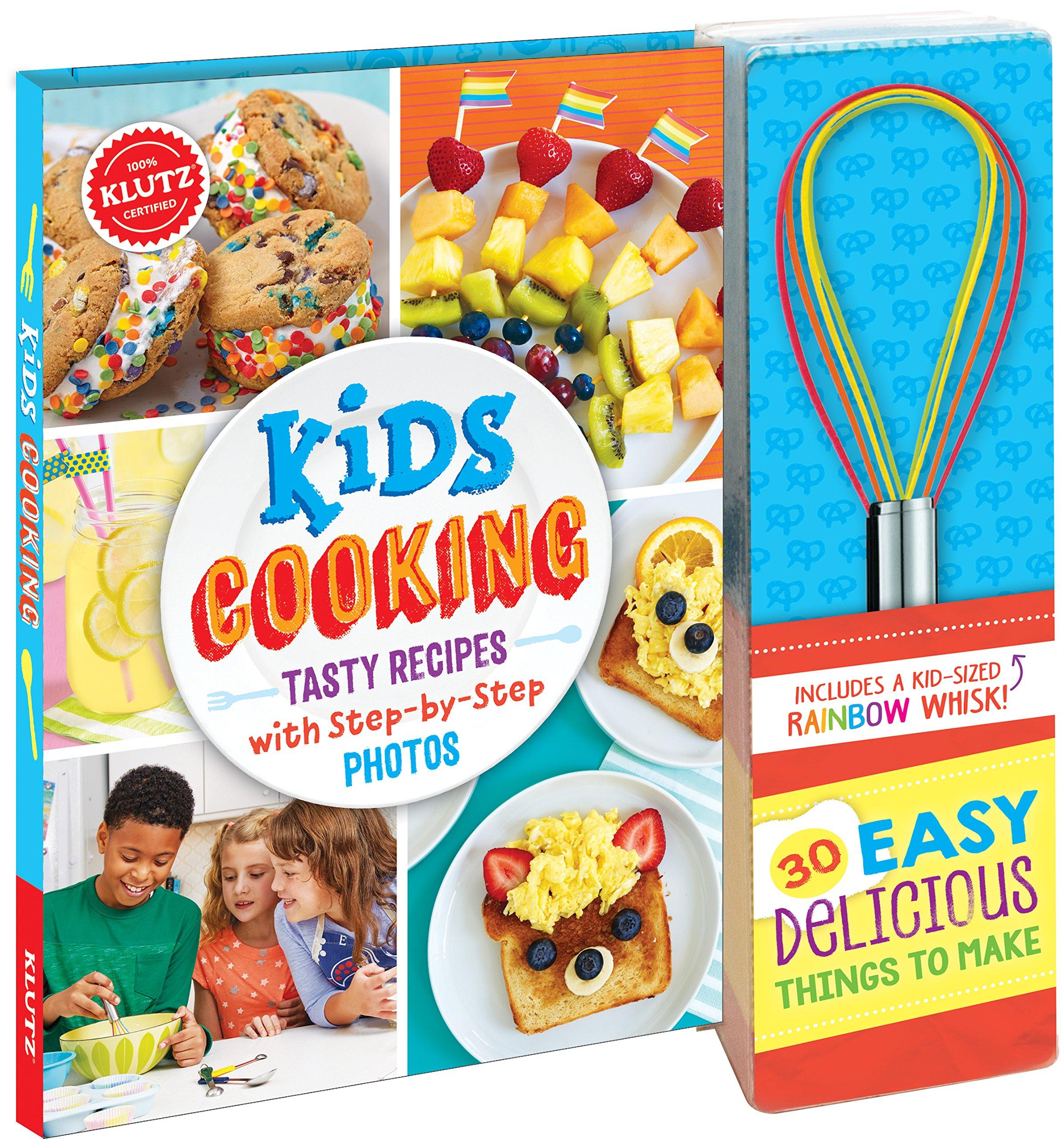Klutz Kids Cooking Activity Book by Klutz