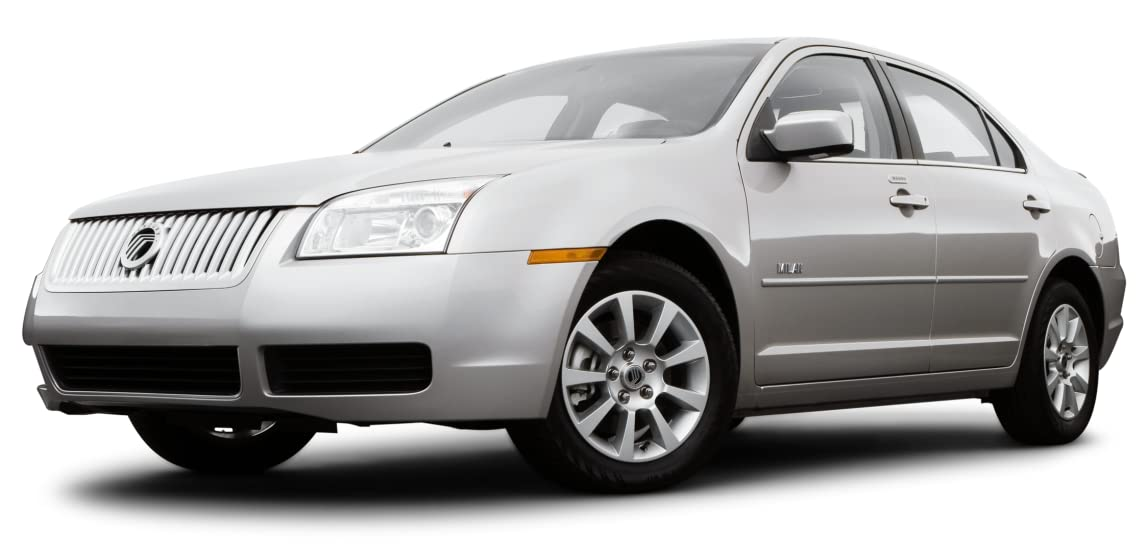 Amazon.com: 2008 Mercury Milan Reviews, Images, and Specs: Vehicles
