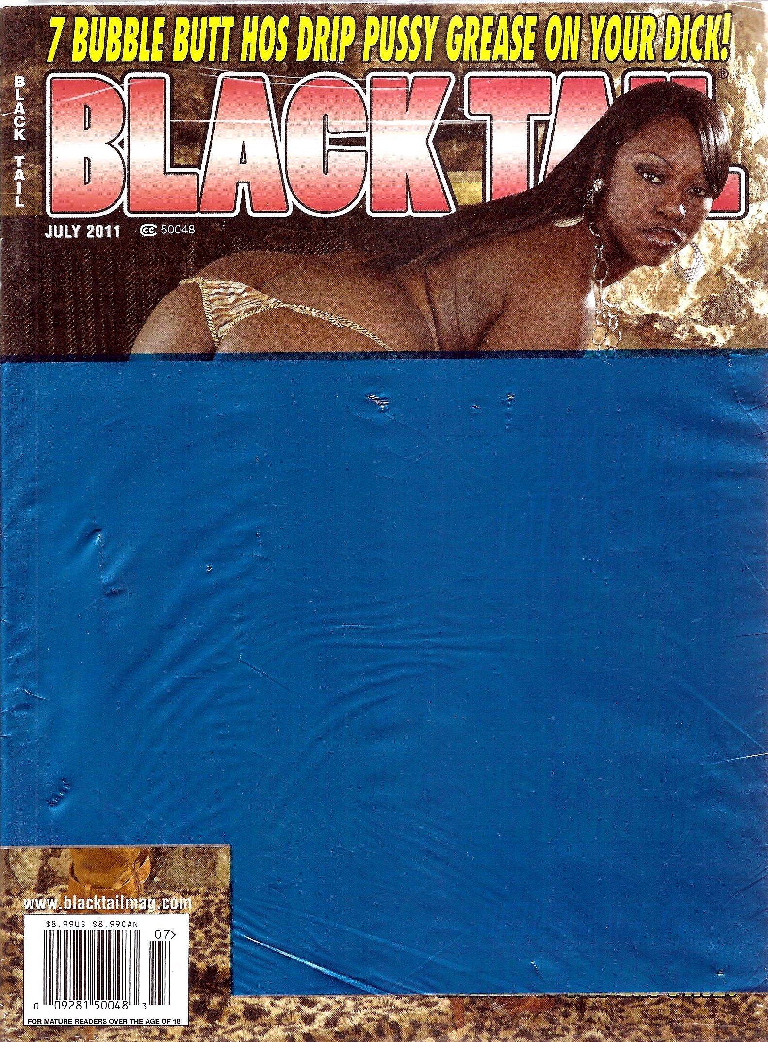 Download BLACK TAIL JULY 2011 7/11 PDF