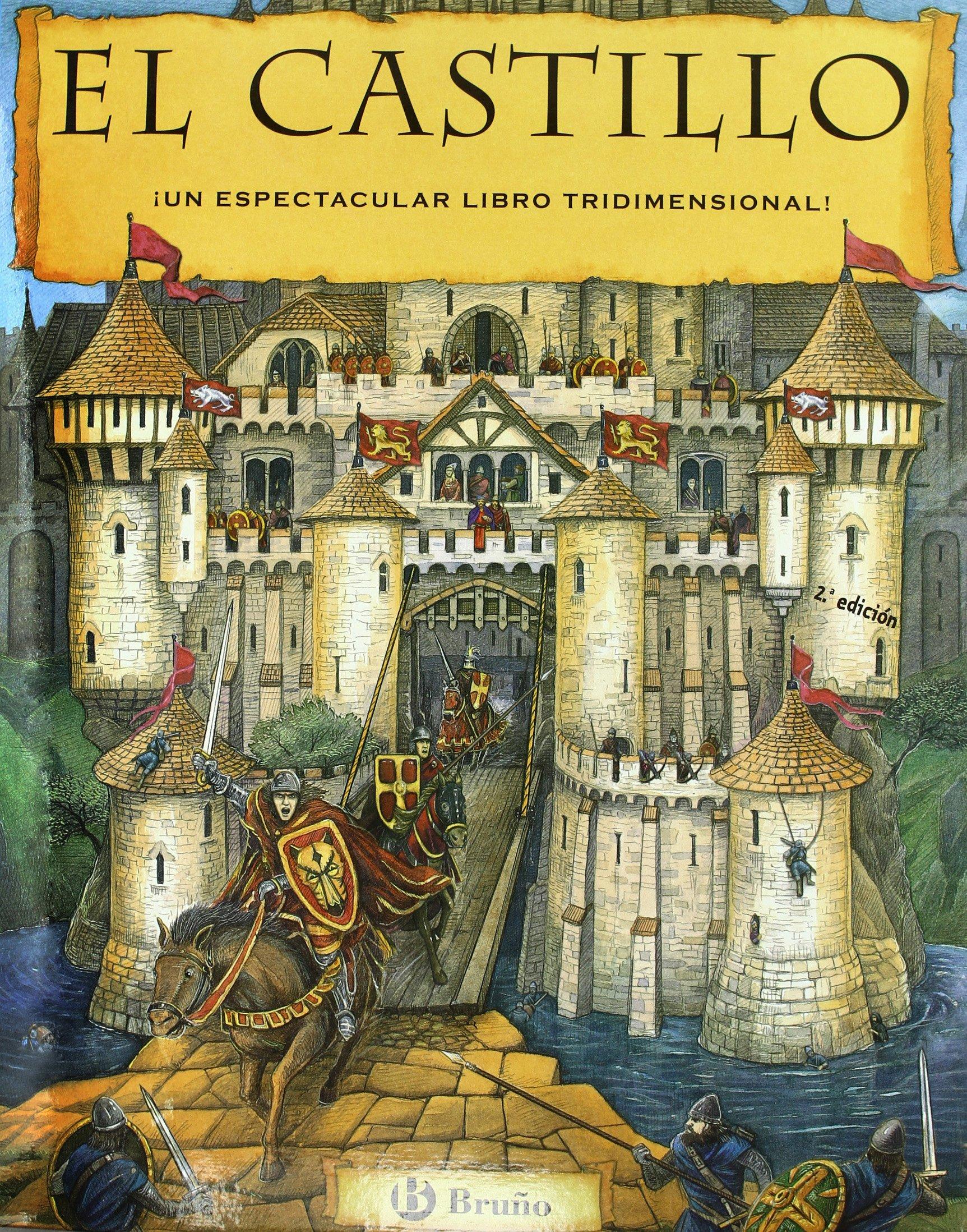 El castillo: ¡Un espectacular libro tridimensional! Castellano - Bruño - Pop-Up - Pop-Up: Amazon.es: Crosbie, Duncan, Lee, Brian, Tardón Sanchez, Virtudes: Libros