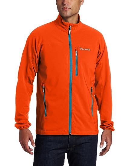 Marmot Jacke - Chaqueta para hombre, tamaño S, color mars naranja: Amazon.es: Ropa y accesorios