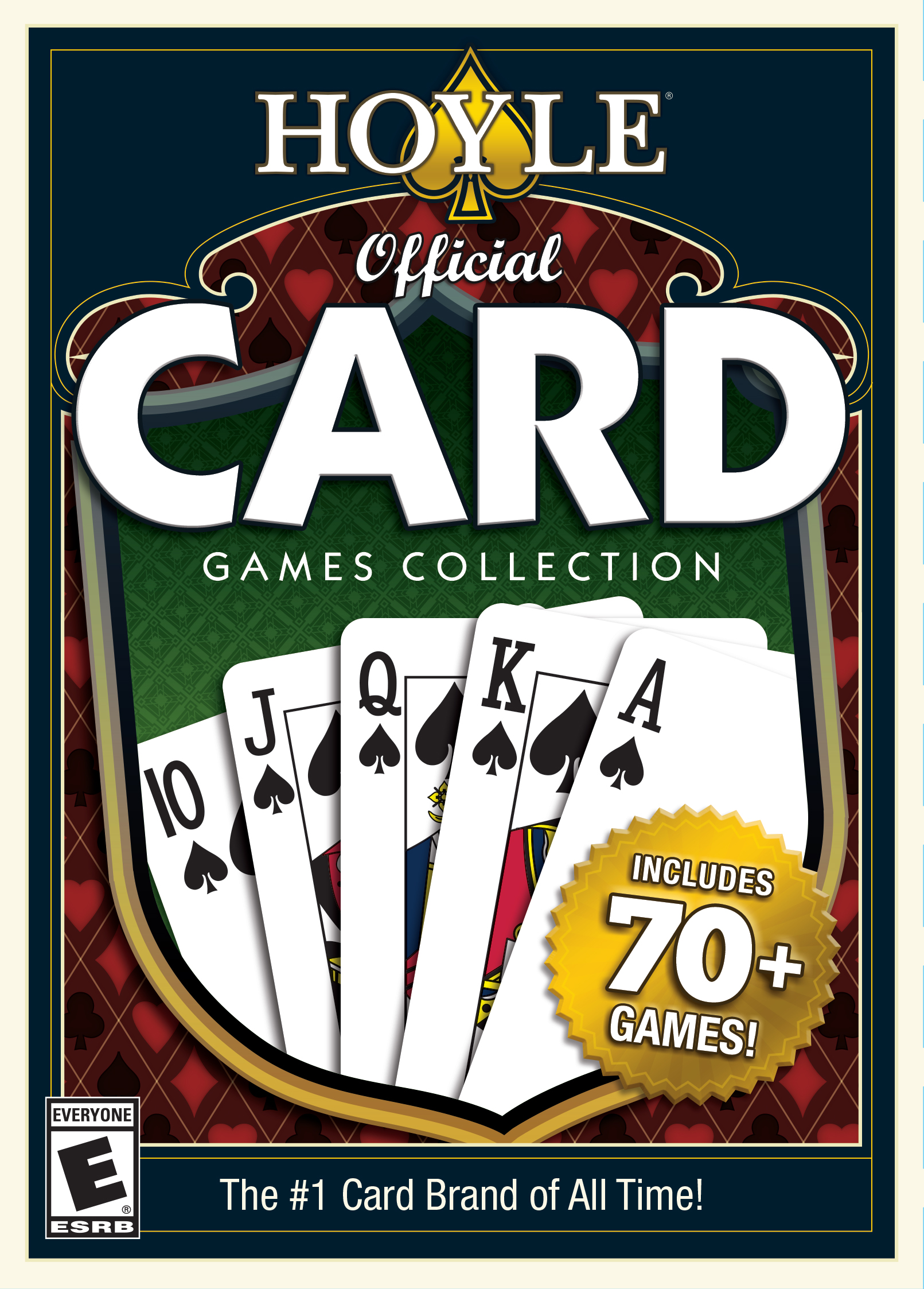 Hoyle Official Card Games (for Windows) - Collection Ultimate Poker Dvd