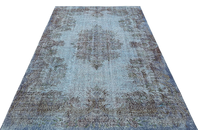 Amazon.com: Overdyed Carpet 5.67 x 8.36 ft Area Rug ...
