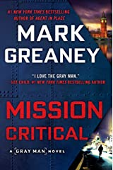 Mission Critical (Gray Man) Hardcover