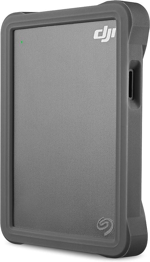 Seagate ドローン 向け 2TB 高速 転送 耐衝撃 USB Type C ポータブル HDD 2年保証 外付 2.5 ハードディスク Micro SD スロット付 正規代理店品