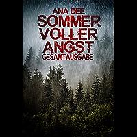 Sommer voller Angst: Gesamtausgabe (German Edition)