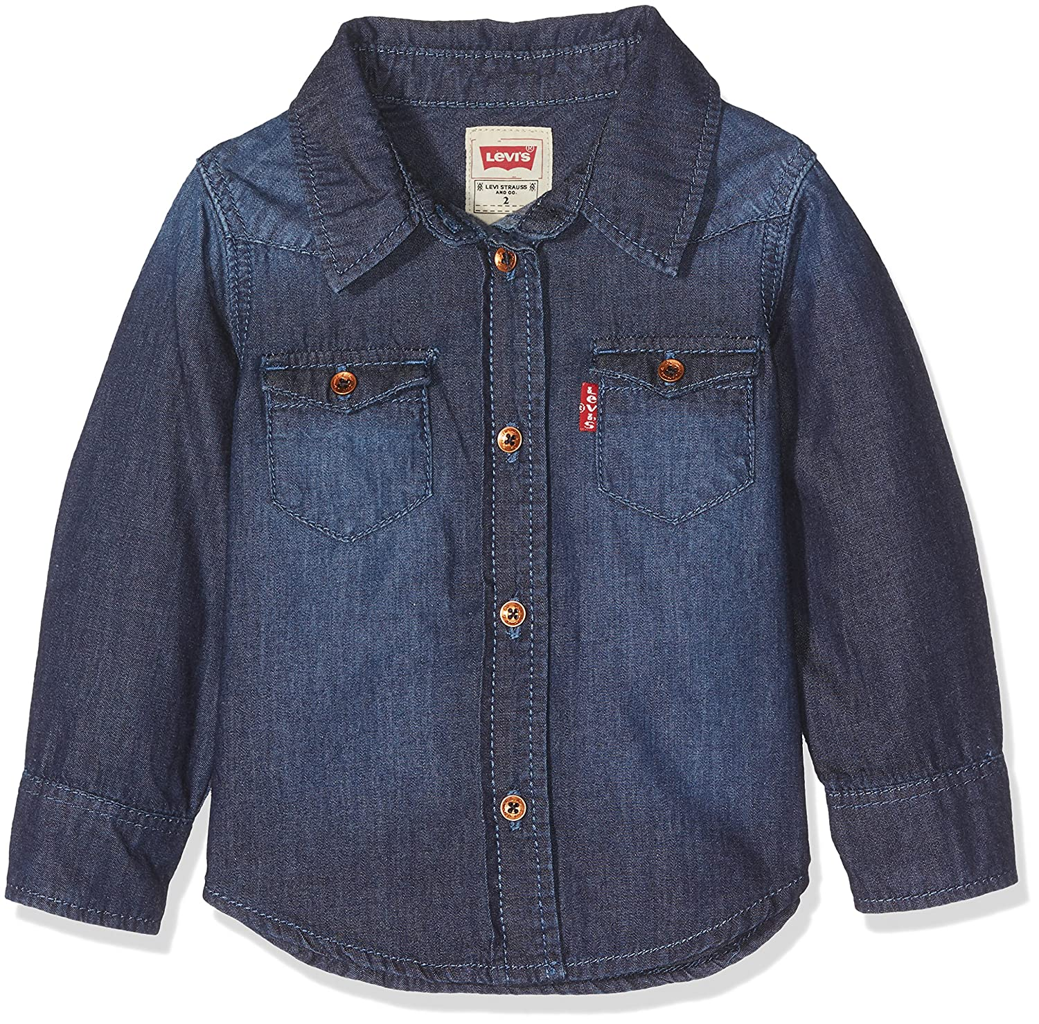Levi's Kids Girl's Sports Shirt Levi's N91250J