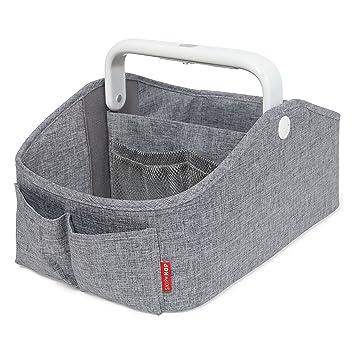 9454d2d71524 Amazon.com   Skip Hop Nursery Style Light-Up Diaper Caddy