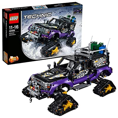LEGO Technic - Extreme Adventure: Toys & Games