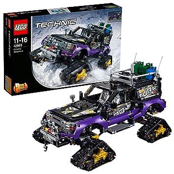 LEGO 42069 Extreme Adventure Toy: Amazon.co.uk: Toys & Games
