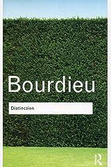 Distinction (Routledge Classics) Paperback