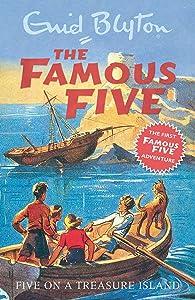 Five on a Treasure Island (Famous Five)