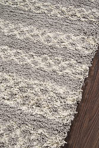 Momeni Rugs Maya Collection Ultra Thick Pile Shag Area Rug