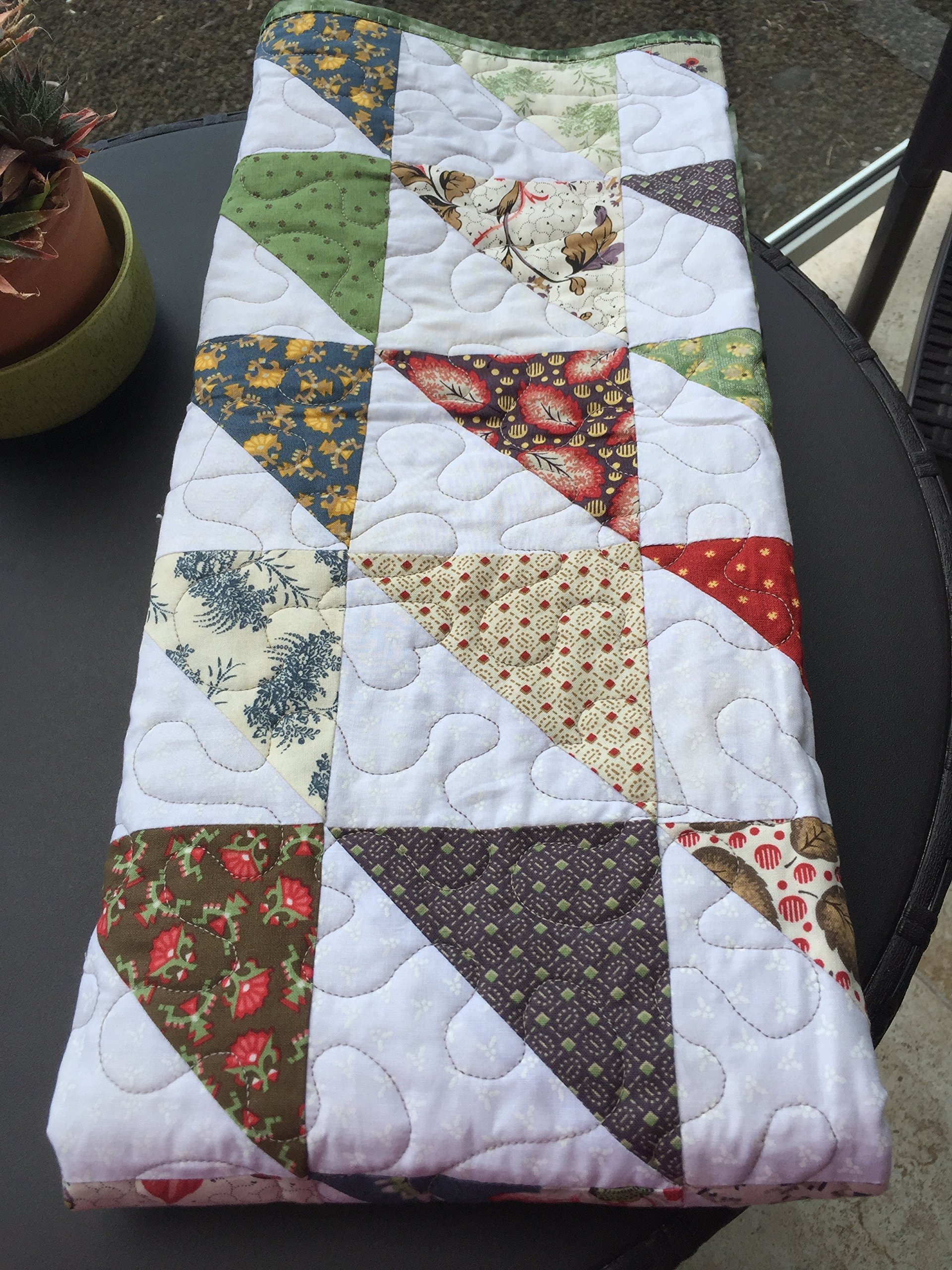Quilt, Letters Home by RJR Fabrics by StitchesSayItBest