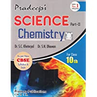 Pardeep's Science Chemistry Part-2 for Class 10th (2019-2020) Examination