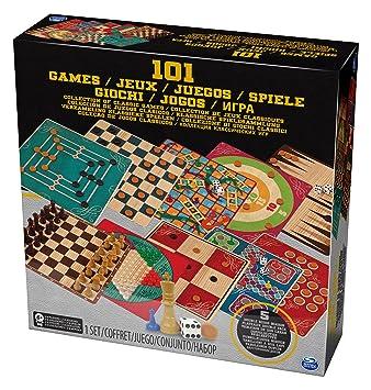 Spin Master Collection Niños y Adultos Estrategia - Juego de Tablero (Estrategia, Niños y