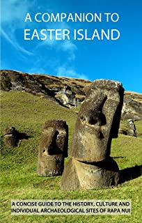 Easter Island Chile Visitors Map International - Easter island map