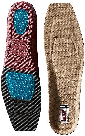 af61d61a0a8 Ariat Men's ATS Footbed Wide Square Toe-10008009