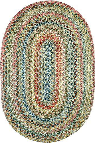 Chelsea Rug, 10 ft by 13-feet, Peridot