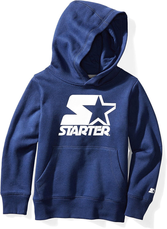 Starter Boys' Pullover Logo Hoodie, Amazon Exclusive