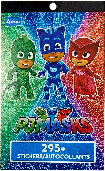 Party Favor Amscan 4327135737 PJ Masks Tattoos