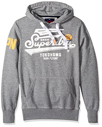 superdry mens high flyers lite hoodie at amazon mens clothing store