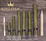 King Palms Mini Size 100% Natural Slow Burning