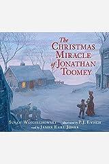 The Christmas Miracle of Jonathan Toomey Kindle Edition