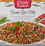 Foody Fusion Brown Rice Pilaf, 225g
