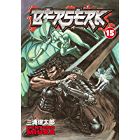 Berserk Volume 15 book cover