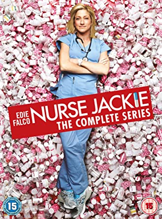 a23250f4376 Nurse Jackie: The Complete Series [DVD]: Amazon.co.uk: Edie Falco ...