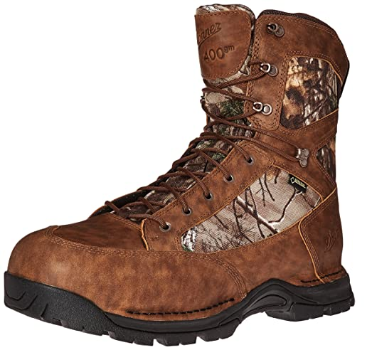 "Men's Pronghorn 8""Realtree Xtra 400G Hunting Shoes"