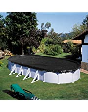 Gre CIPROV - Cubierta de invierno para piscinas ovaladas