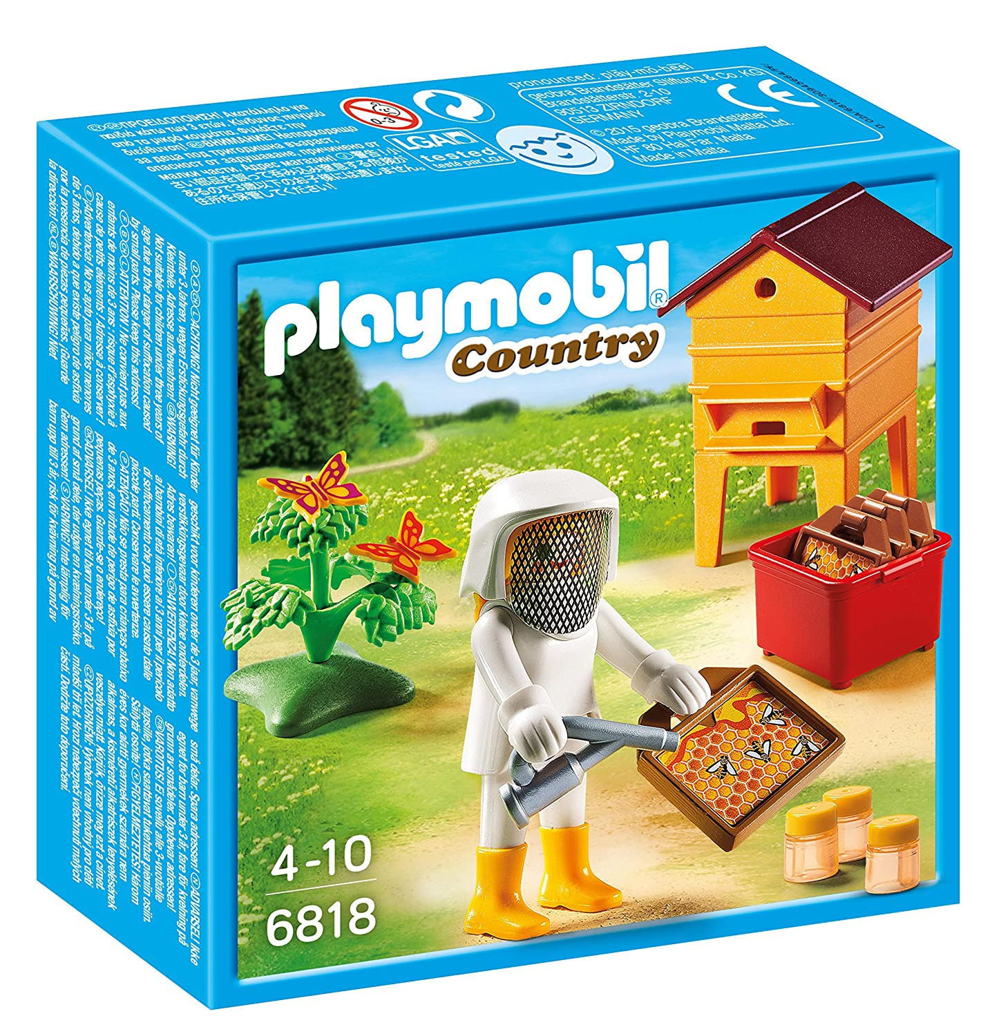 Playmobil Vida el Bosque Apicultor