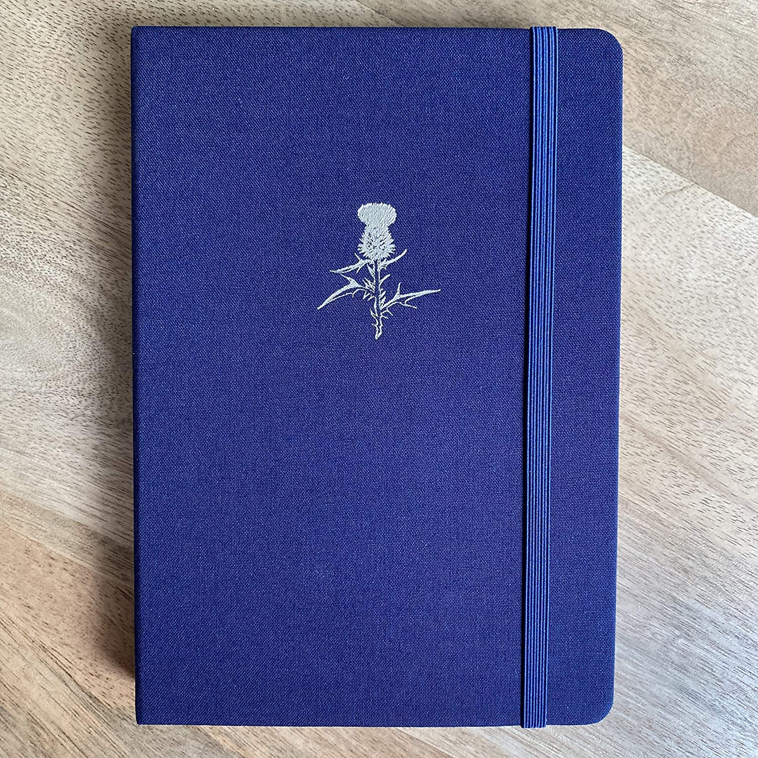 lie flat binding customise and personalise ultra thick paper The Ink Pot bullet journal